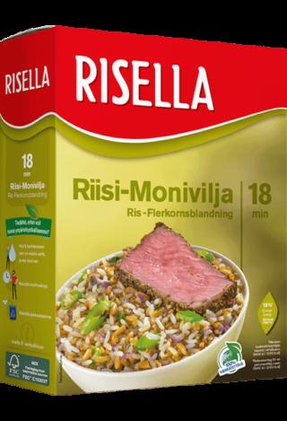 Risella Riisi Monivilja 800g