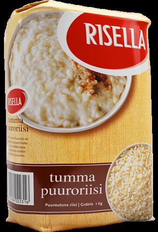 Risella_tumma_puuroriisi_1kg